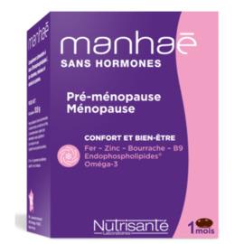 Nutrisante manhaé ménopause 30 capsules - nutrisanté -147801