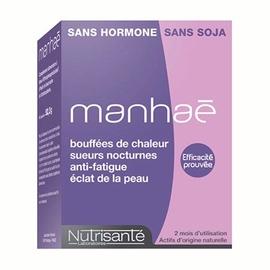 Nutrisante manhaé ménopause 60 capsules - nutrisanté -147845