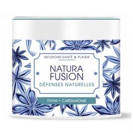 Nutrisante natura fusion infusion défenses naturelles 100g - nutrisanté -212705