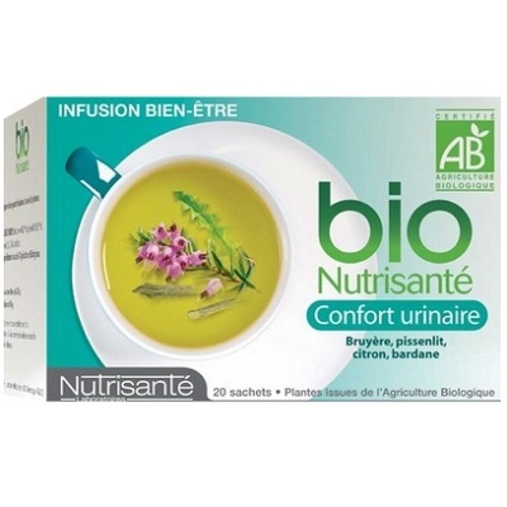 Nutrisante tisane bio confort urinaire - nutrisanté -194772