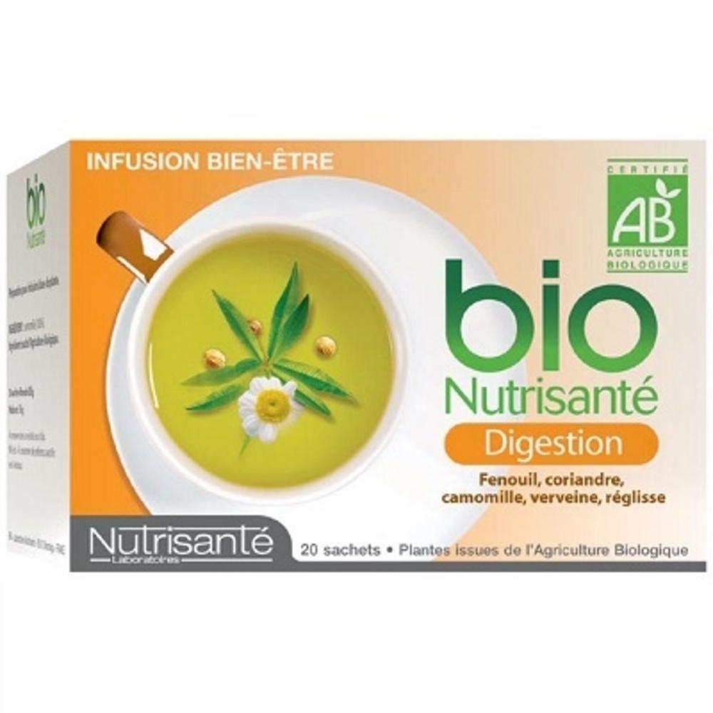 Nutrisante tisane bio digestion - nutrisanté -194759