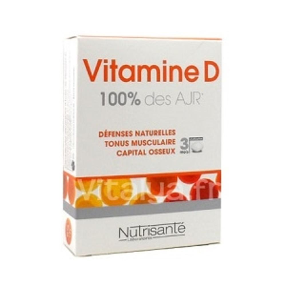 Nutrisante vitamine d - nutrisanté -148286