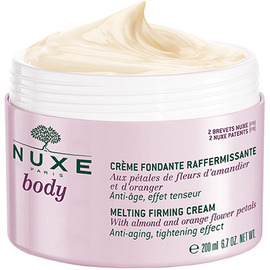 Nuxe body crème fondante raffermissante - 200.0 ml - nuxe -119903