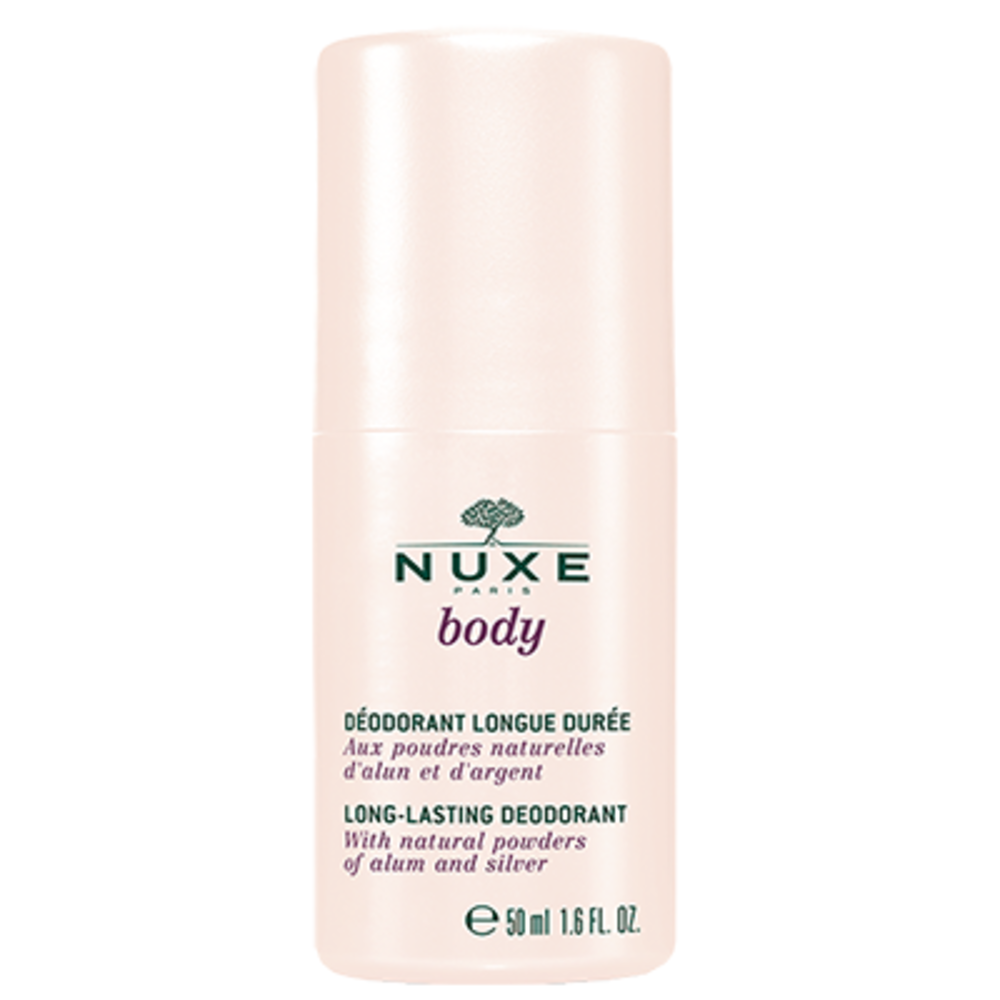 Nuxe body deodorant longue duree - 50.0 ml - nuxe body -145058