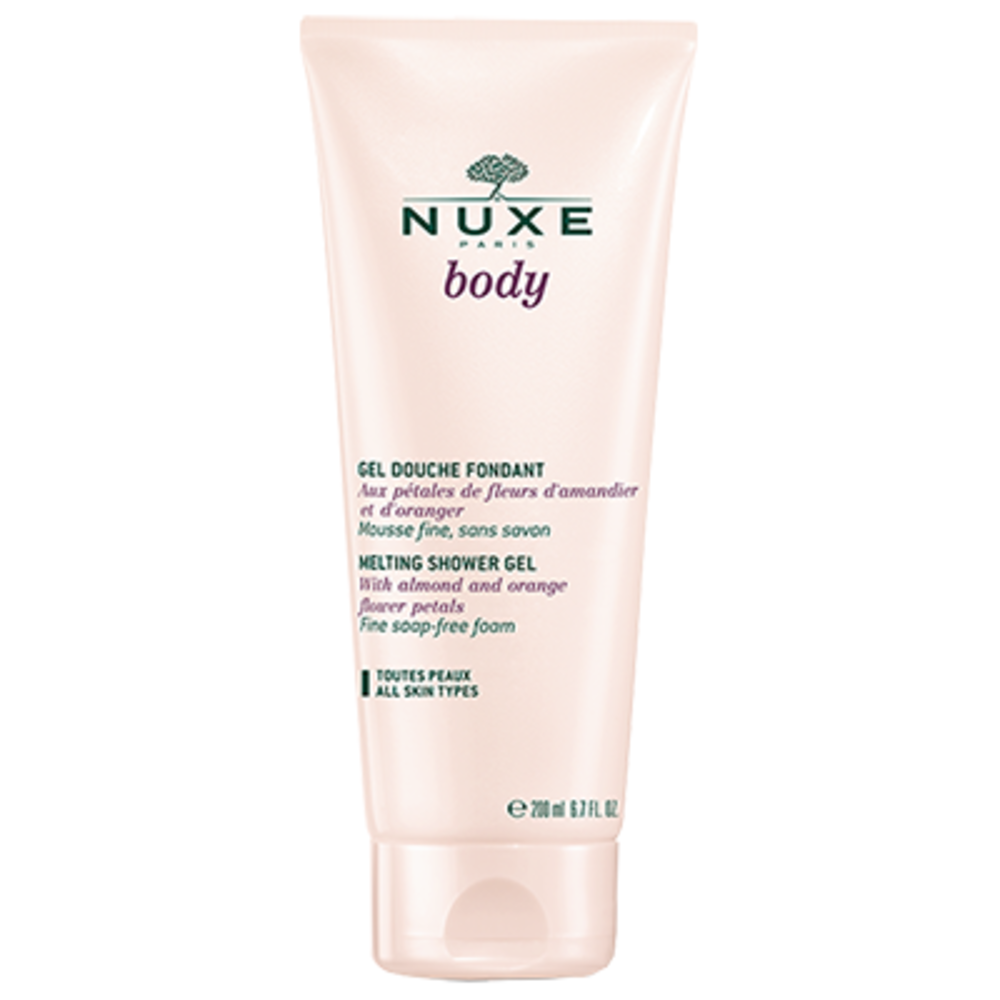 NUXE BODY Gel Douche Fondant - 200.0 ml - Nuxe Body -119906