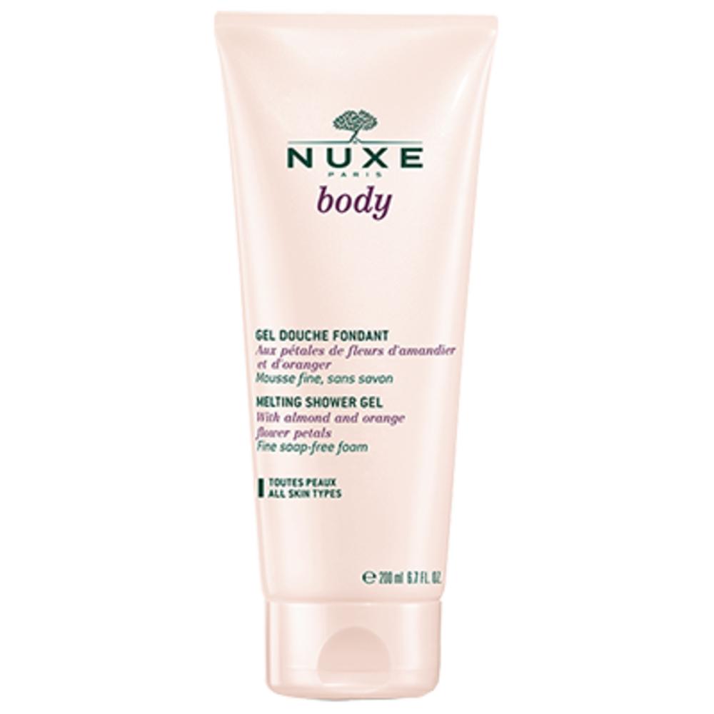 Nuxe body gel douche fondant - 200.0 ml - nuxe -119906