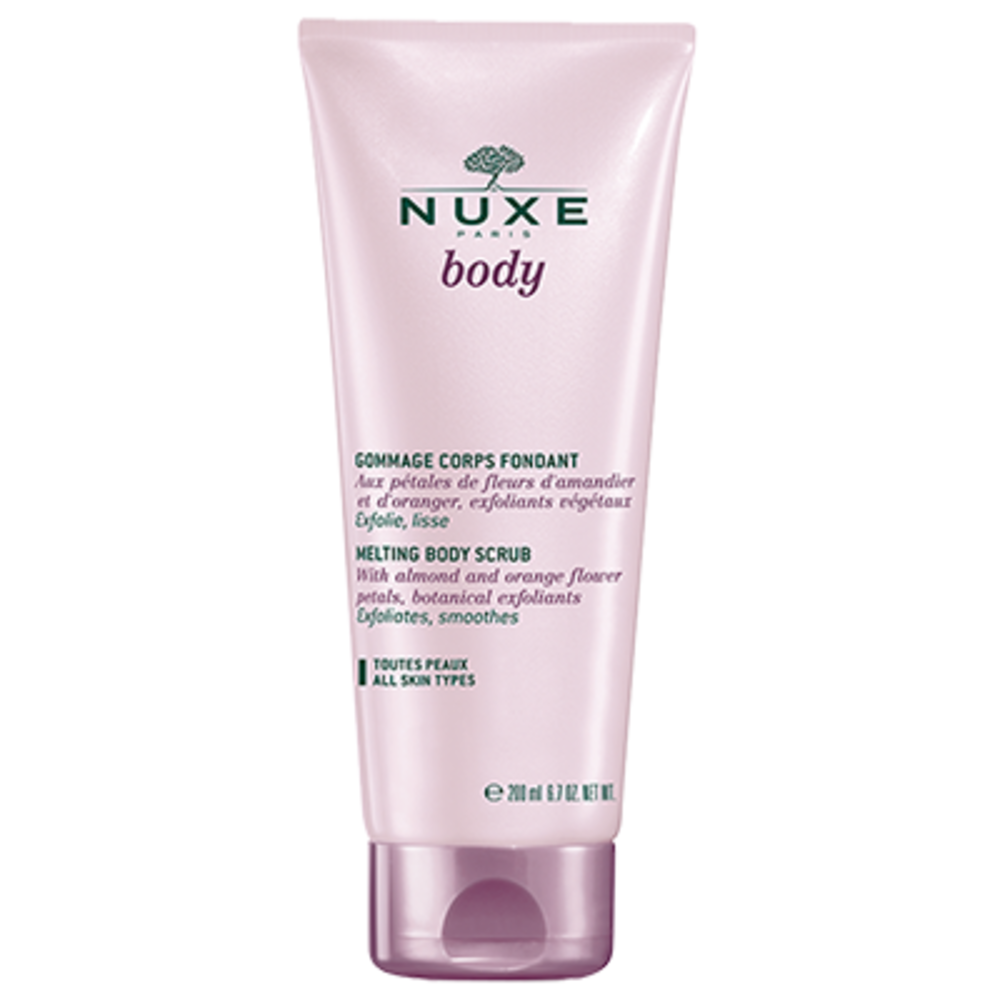 Nuxe body gommage corps - 200.0 ml - nuxe body -119902