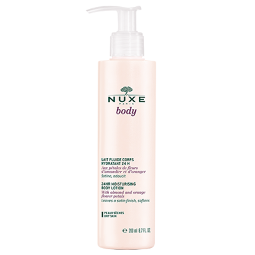 Nuxe body lait fluide corps - 200.0 ml - nuxe -119901