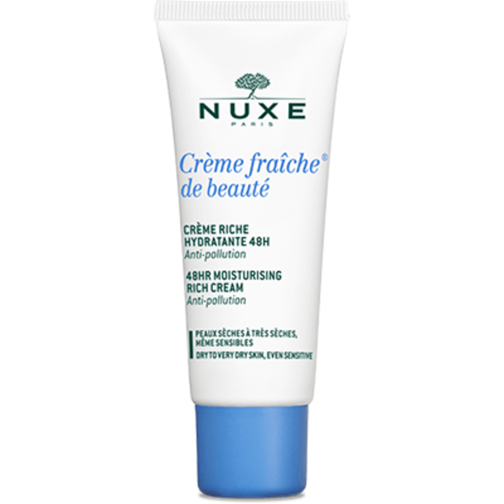 Nuxe crème fraîche enrichie tube 30ml - 30.0 ml - nuxe -144765