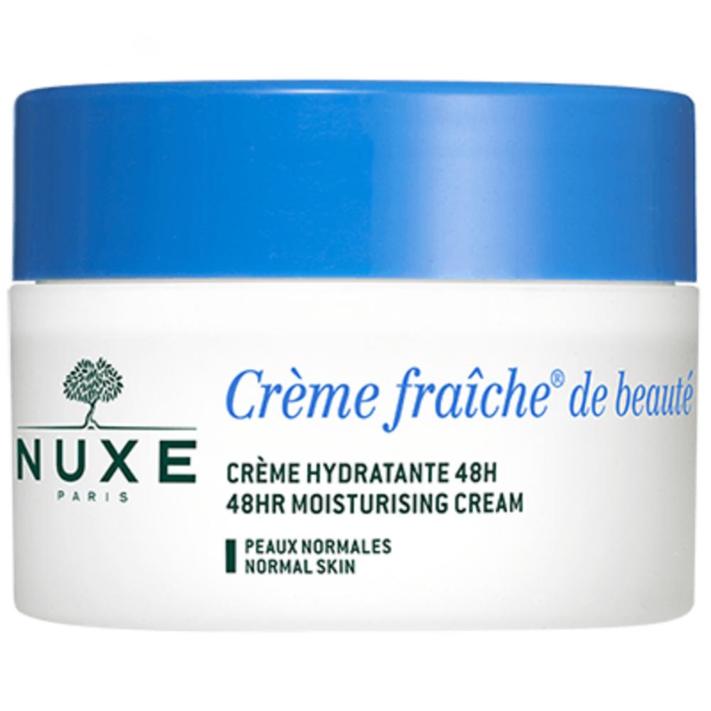 Nuxe crème fraîche pot 50ml - 50.0 ml - nuxe -144763