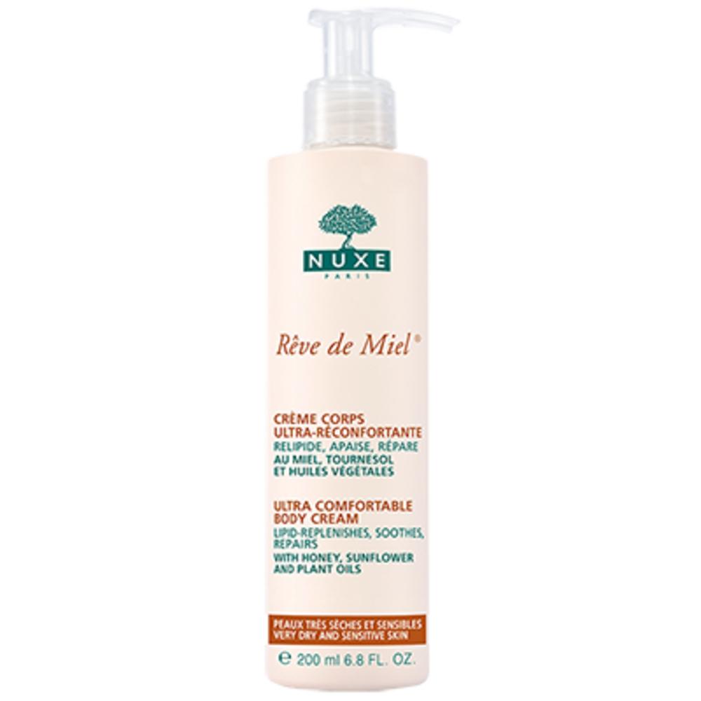 Nuxe rêve de miel crème corps - 200.0 ml - nuxe -114818