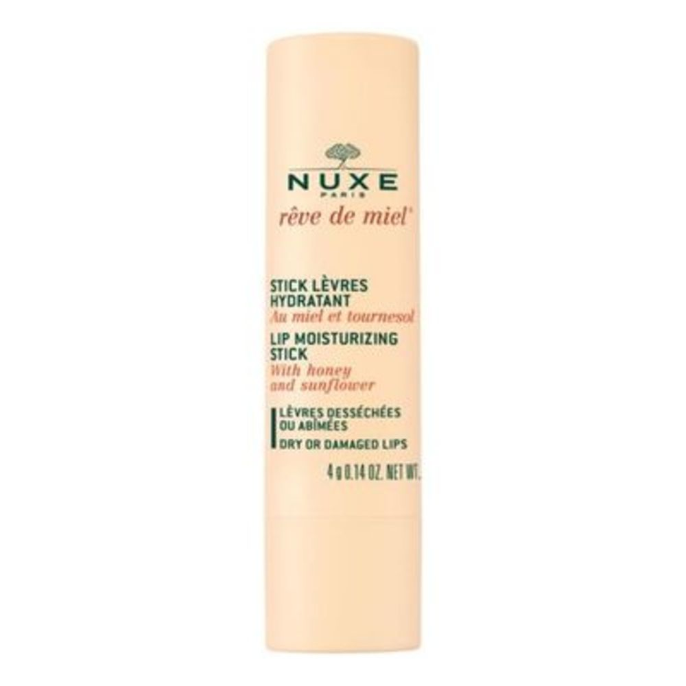 Nuxe rêve de miel stick lèvres - 4.0 g - nuxe -114816