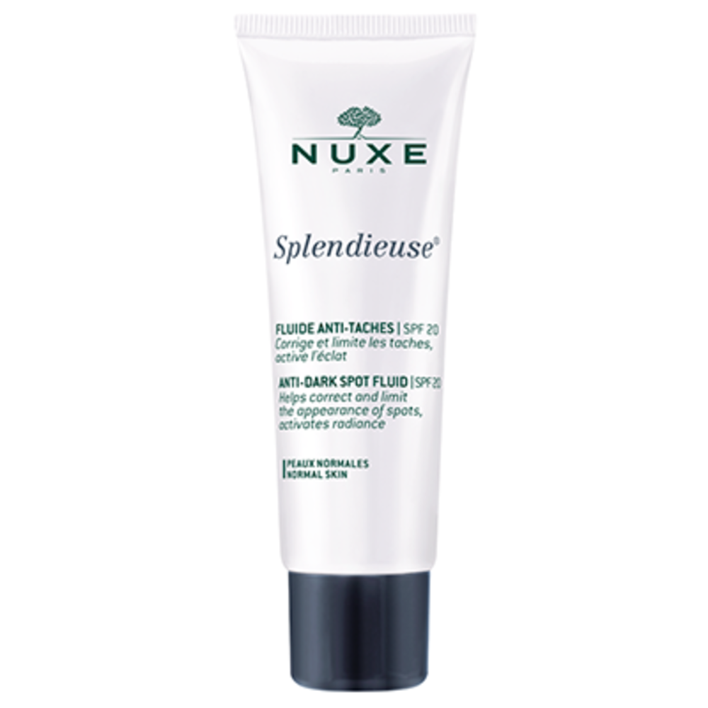 Nuxe splendieuse fluide anti-taches spf20 - 50.0 ml - nuxe -146421