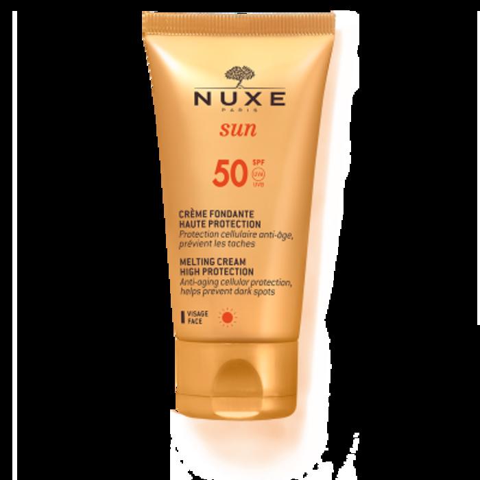 Nuxe sun crème fondante visage spf50 50ml Nuxe-144475