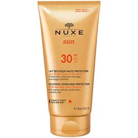 Nuxe sun lait délicieux visage et corps spf30 150ml - nuxe -144477