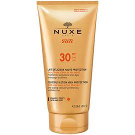 Nuxe sun lait délicieux visage et corps spf30 - nuxe -144477