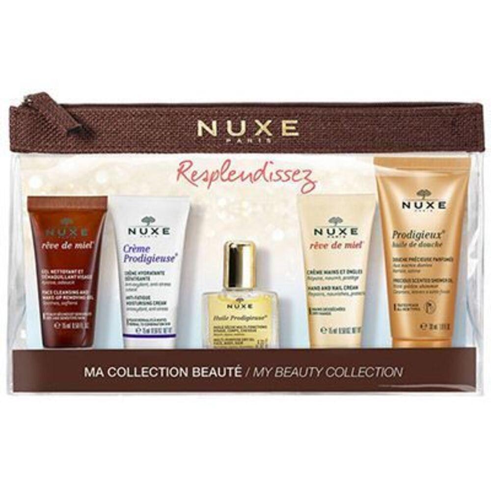 Nuxe trousse ma collection beauté - nuxe -223677