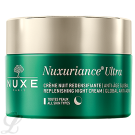 Nuxuriance ultra crème nuit - nuxe -190304