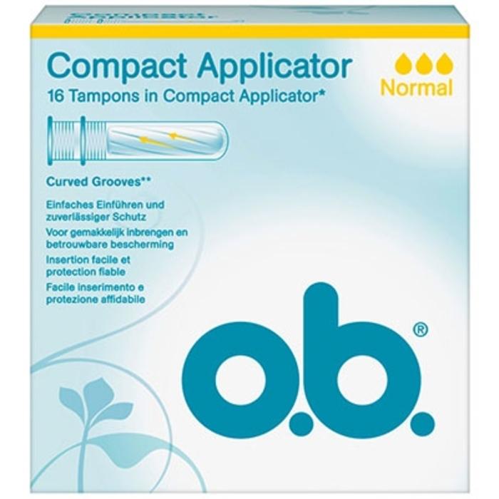 Ob compact applicator normal Ob-145666