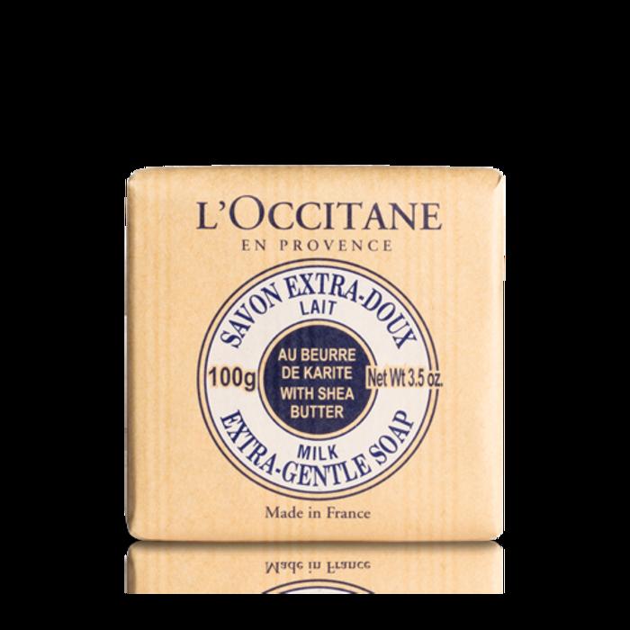 Occit savon karite lait 100g Occitane-215585