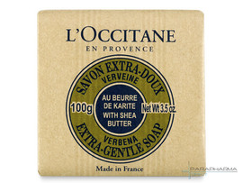 Occit savon karite verveine 100g - 100.0 g - occitane -215586