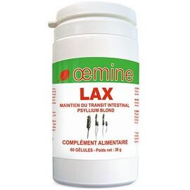 Oemine lax 60 gélules - oemine -214274