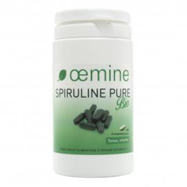 Oemine spiruline 1000mg - 60 comprimés - oemine -205313
