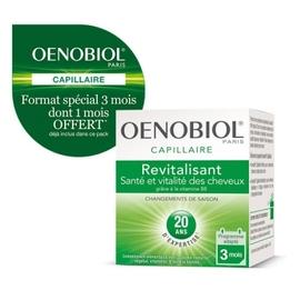 Oenobiol capillaire santé et croissance 180 capsules - oenobiol -203218