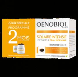 Oenobiol solaire intensif 2x30 capsules - oenobiol -222593