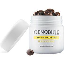 Oenobiol solaire intensif peau claire nutriprotection 30 capsules - oenobiol -221969