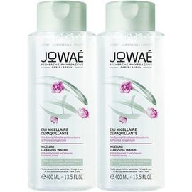 Offre découverte duo eau micellaire démaquillante 400ml - jowae -221919