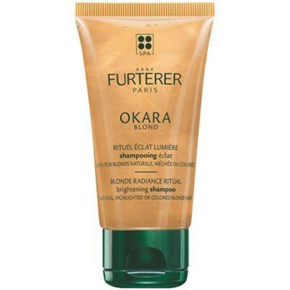 Okara blond shampooing eclat 50ml Furterer-223095