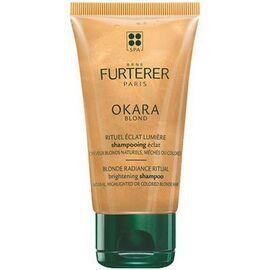 Okara blond shampooing eclat 50ml - furterer -223095