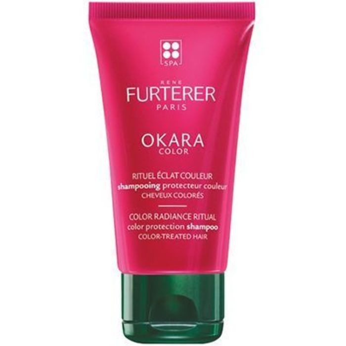 Okara color shampooing protecteur couleur 50ml Furterer-223092