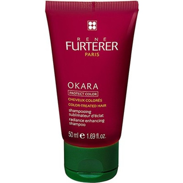 Okara protect color shampooing sublimateur d'éclat 50ml Furterer-214330