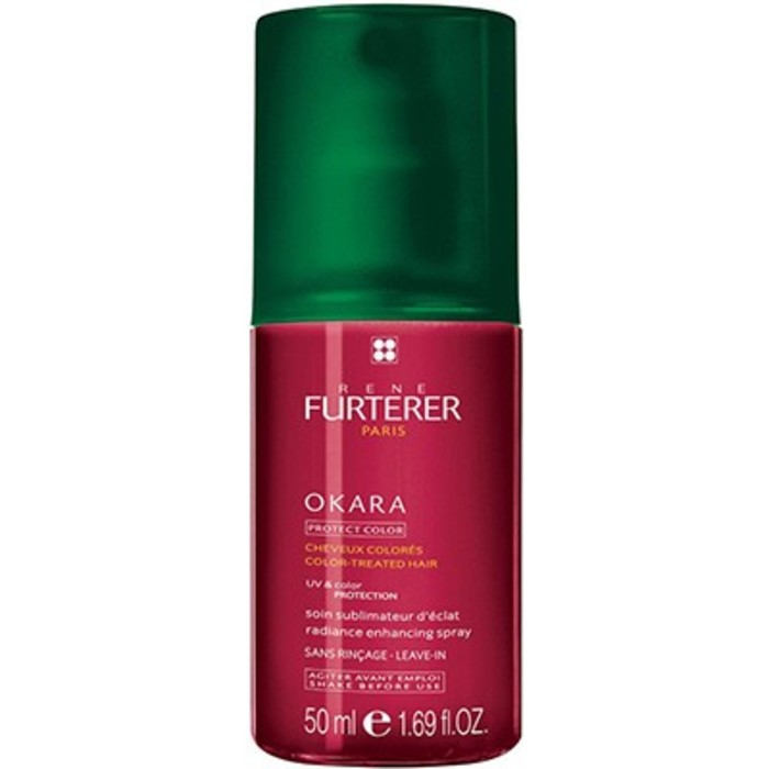 Okara protect color soin sublimateur d'éclat sans rinçage 50ml Furterer-214328