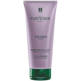 Okara silver shampooing déjaunissant 200ml - 200.0 ml - furterer -222498