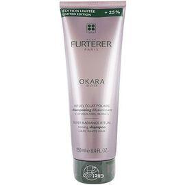 Okara silver shampooing déjaunissant 250ml - furterer -227616