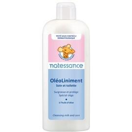 Oléoliniment - 500.0 ml - bébé naturel - natessance Nettotant naturel pour le soin et la toilette-115228