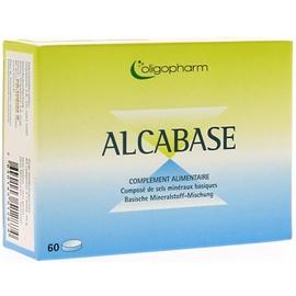 Oligopharm alcabase - 60 comprimés - 60.0 unites - oligopharm -10823