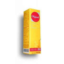 Oligosol cuivre or argent - 60.0 ml - labcatal -193069