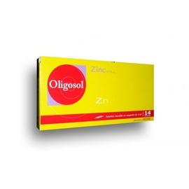 Oligosol zinc - 14 ampoules x - 2.0 ml - labcatal -193064