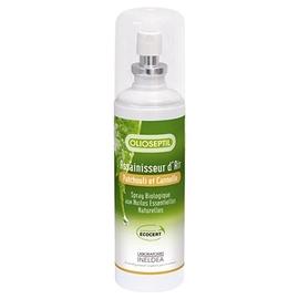 Olioseptil assainisseur d'air - patchouli & cannelle - 125.0 ml - aromathérapie - olioseptil -137211