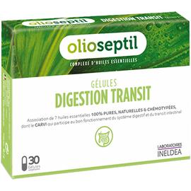 Olioseptil digestion 30 gélules - olioseptil -205851