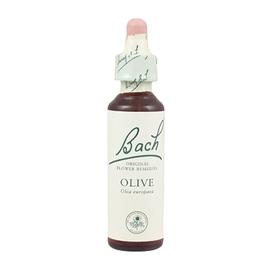 Olive n°23 - 20.0 ml - bach original Sentiment de Manque d'intérêt - Dynamisme-8161