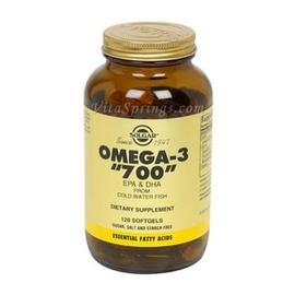 Omega 3 - 120 softgels - solgar -196962