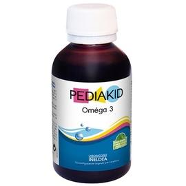 Omega 3 - 125.0 ml - pédiakid - pediakid Mémoire et concentration-10955