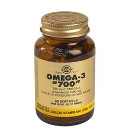 Omega 3 - 60 softgels - solgar -195378