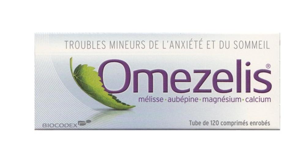 Omezelis - 120 comprimes - biocodex -192496