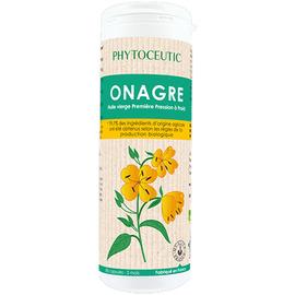 Onagre bio 180 capsules - 180.0 unites - phytoceutic -141381